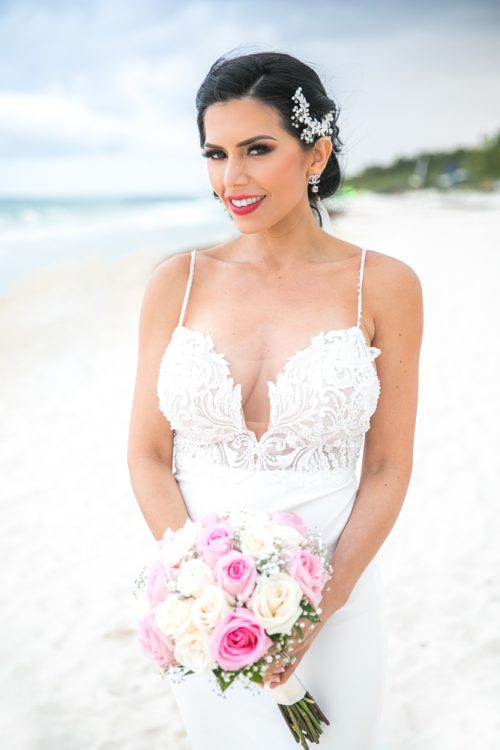 Rocio Marshall Secrets Maroma Beach Riviera Cancun Wedding 500x750 - Rocio & Marshall - Secrets Maroma