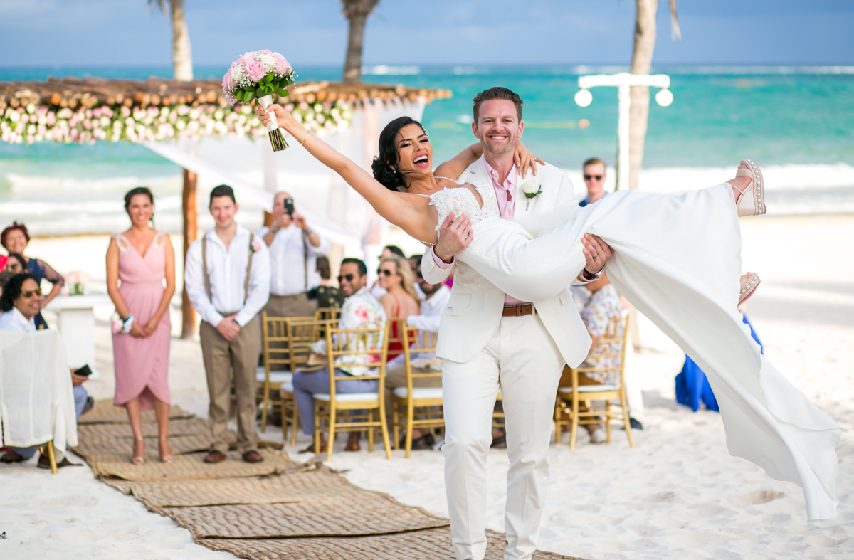 Rocio Marshall Secrets Maroma Riviera Cancun Wedding 15 1 - Rocio & Marshall - Secrets Maroma