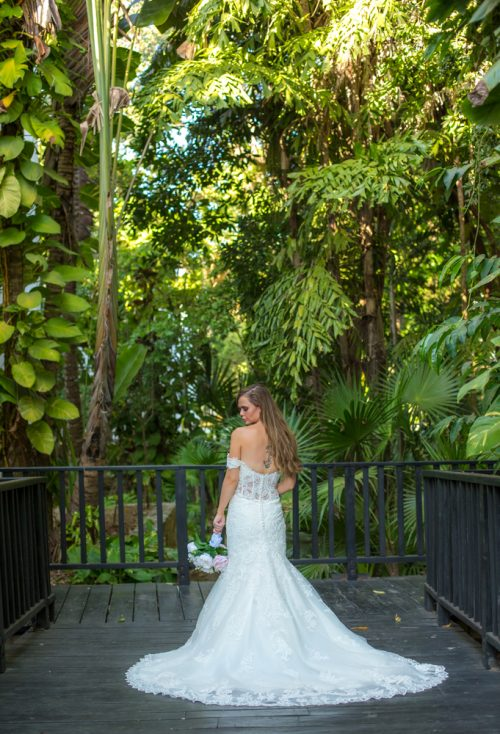 Georgia Josuha Hotel Riu Yucatan Playa del Carmen Wedding 16 500x734 - Georgia & Joshua - Hotel Riu Yucatan