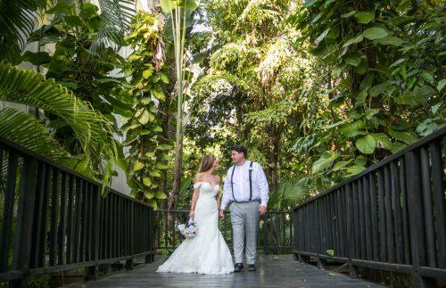 Georgia Josuha Hotel Riu Yucatan Playa del Carmen Wedding 9 500x323 - Georgia & Joshua - Hotel Riu Yucatan