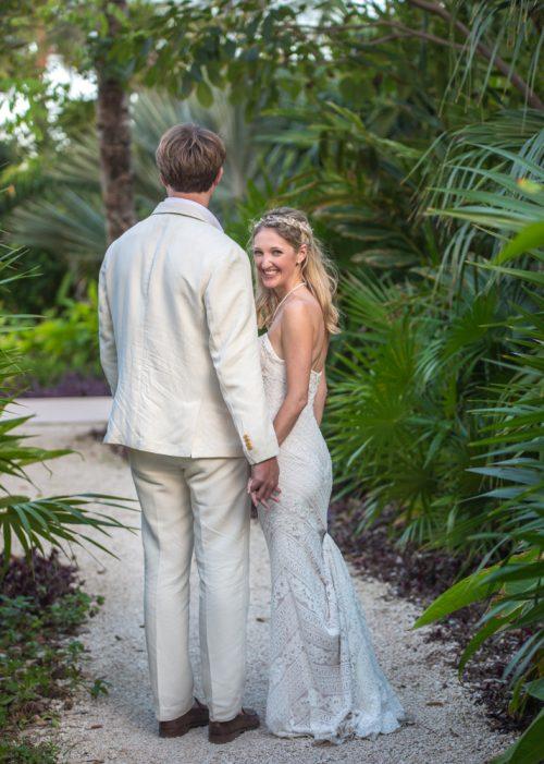 Tessa Eliot Secrets Akumal Riviera Maya Wedding 2 1 500x701 - Tessa & Eliot - Secrets Akumal