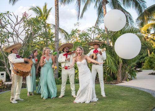 Tessa Eliot Secrets Akumal Riviera Maya Wedding 4 1 1 500x358 - Tessa & Eliot - Secrets Akumal