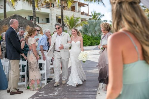 Tessa Eliot Secrets Akumal Riviera Maya. Wedding 12 500x333 - Tessa & Eliot - Secrets Akumal