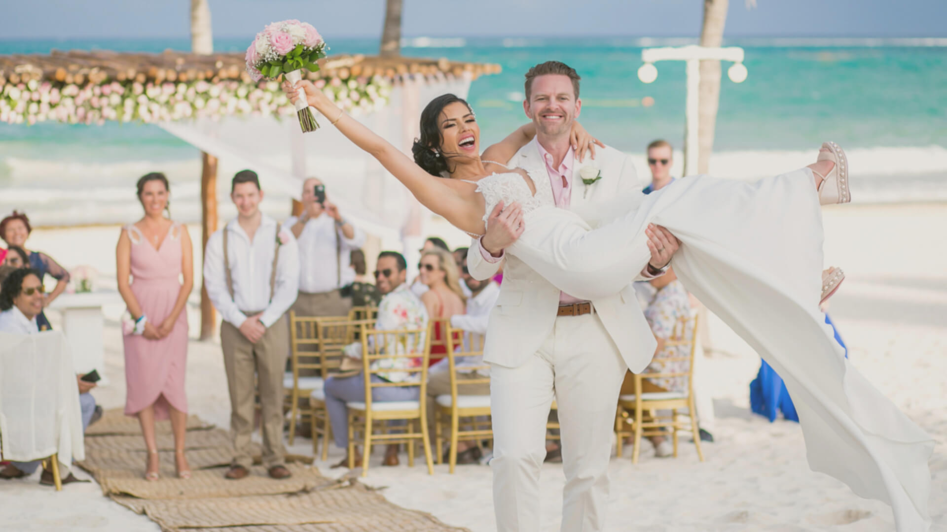 Playa del Carmen Wedding Photography, Riviera Maya Wedding Photographer
