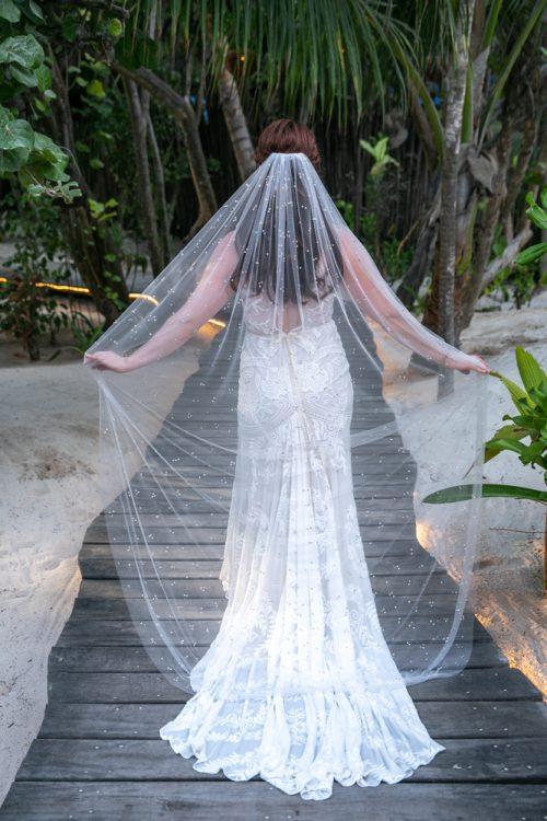 Alex Dylan Akiin Beach Club Tulum Wedding 5 1 500x750 - Alex & Dylan - Ak'iin Beach Club