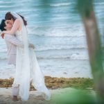 Alex Dylan Akiin Beach Club Tulum Wedding 9 150x150 - Christine & Kam - Sandos Caracol Ecoresort
