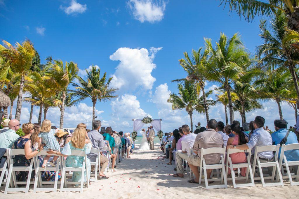 Christine Kam Sandos Caracol Eco Resort Playa del Carmen Wedding 12 1 1024x683 - The Ultimate List Of Best Wedding Resorts In Mexico