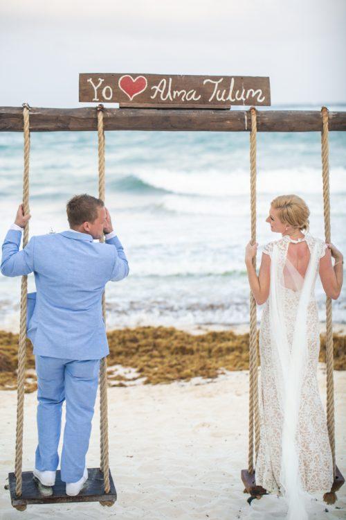 Nicole Josh Hip Hotel Tulum Wedding 7 500x750 - Nicole & Josh - Hip Hotel Tulum