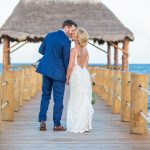 Jessica Michael The Azul Fives Beach Resort Playa del Carmen Wedding 6 1 150x150 - Rebecca & James - Secrets Playa Mujeres