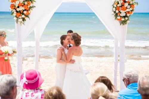 Allison Krissie Now Jade Riviera Cancun Wedding 9 500x333 - Allison & Krissie - Now Jade