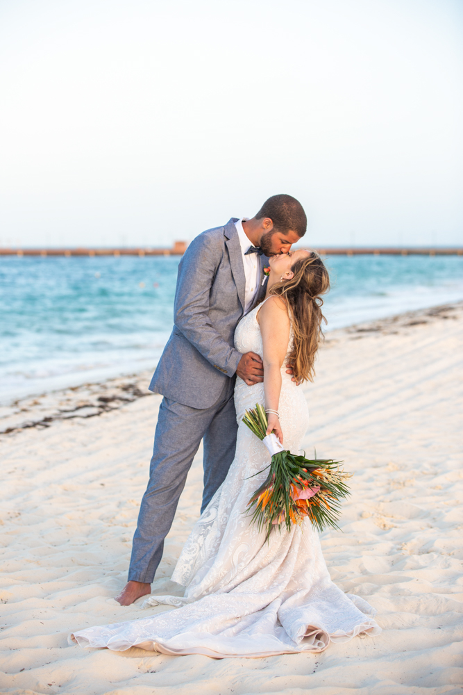Rebecca James Secrets Playa Mujeres Wedding 10 - Rebecca & James - Secrets Playa Mujeres
