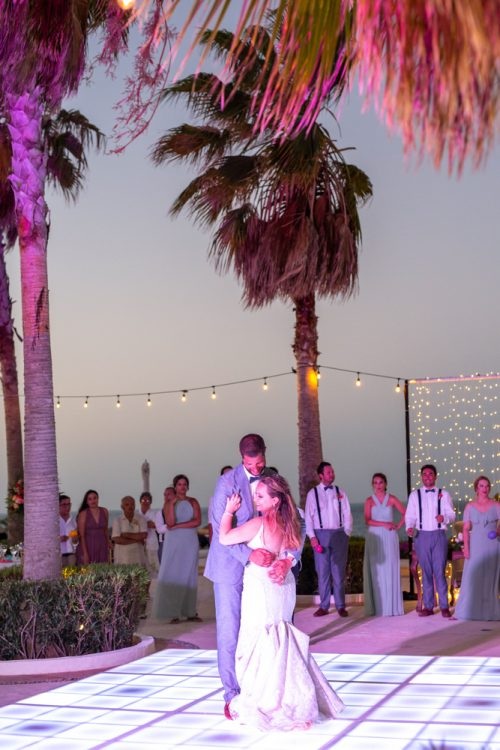 Rebecca James Secrets Playa Mujeres Wedding 15 500x750 - Rebecca & James - Secrets Playa Mujeres