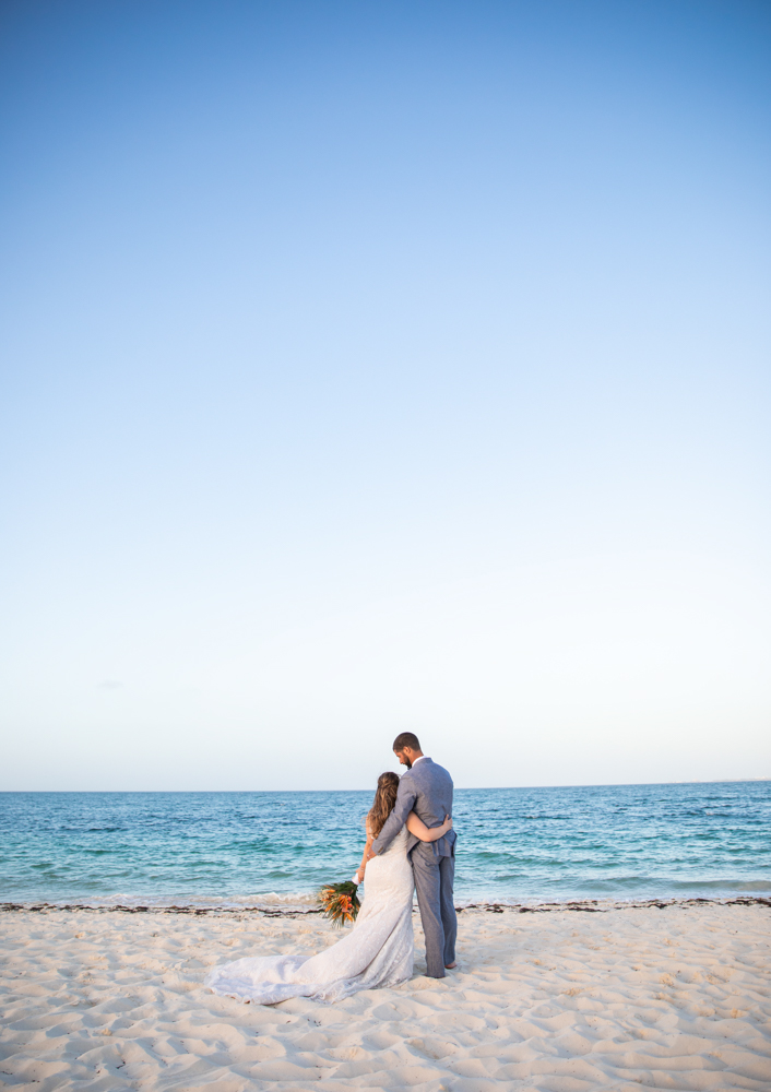 Rebecca James Secrets Playa Mujeres Wedding 8 - Rebecca & James - Secrets Playa Mujeres