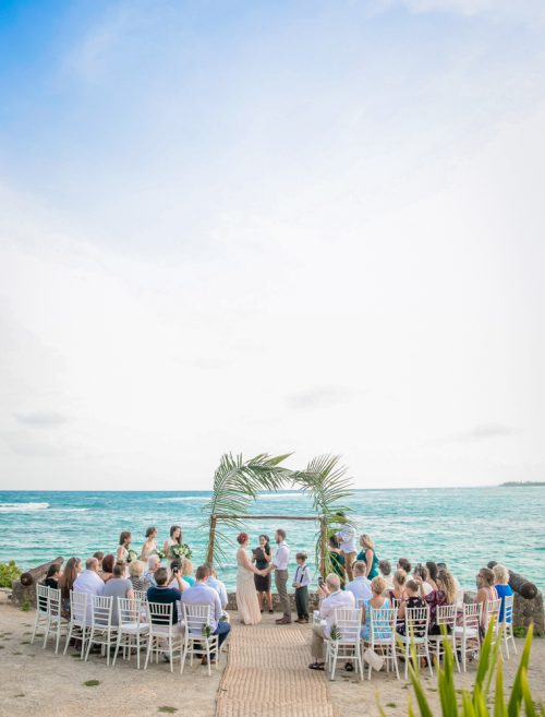 Brittan Colman Akumal Wedding 12 1 500x657 - Brittan & Colman - Cannon Point & Lol-Ha Restaurant
