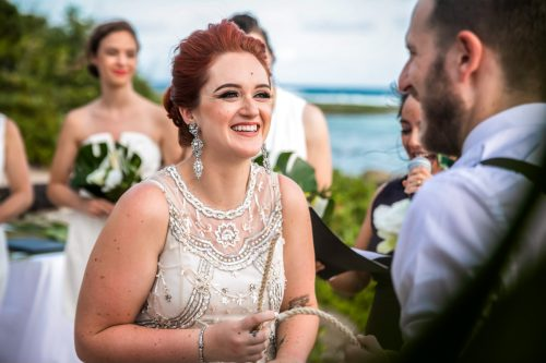 Brittan Colman Akumal Wedding 7 500x333 - Brittan & Colman - Cannon Point & Lol-Ha Restaurant