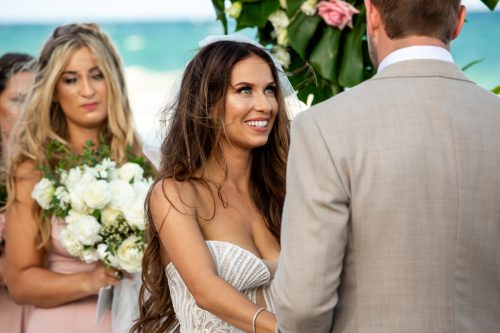 Vanessa Chris Akiin Beach Club Tulum Wedding 15 1 500x333 - Vanessa & Chris - Ak'iin Beach Tulum