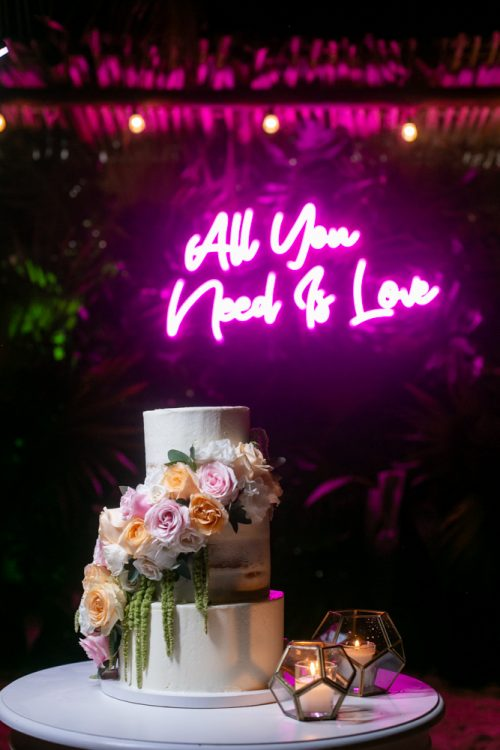 Vanessa Chris Akiin Beach Club Tulum Wedding 500x750 - Vanessa & Chris - Ak'iin Beach Tulum