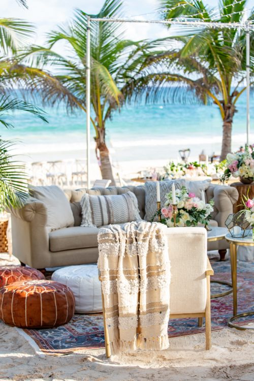 Vanessa Chris Akiin Beach Club Tulum Wedding 7 500x750 - Vanessa & Chris - Ak'iin Beach Tulum