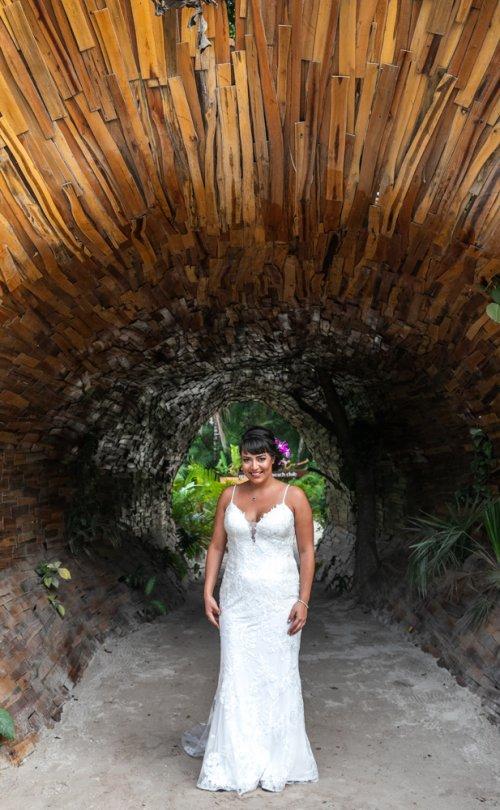 Ginnie Reaves Mia Beach Club Tulum Wedding 12 500x810 - Ginnie & Reaves - Mia Beach Club