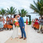 Ginnie Reaves Mia Beach Club Tulum Wedding 5 150x150 - Trang & Patrick - Blue Venado