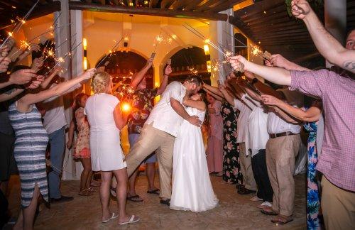 Lauren Zachary Riviera Maya Valentin Imperial Wedding 1 500x324 - Lauren & Zachary - Valentin Imperial Maya