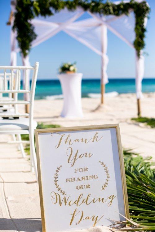 Lauren Zachary Riviera Maya Valentin Imperial Wedding 8 500x750 - Lauren & Zachary - Valentin Imperial Maya