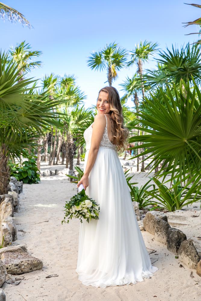 Lauren Zachary Riviera Maya Valentin Imperial Wedding 9 - Lauren & Zachary - Valentin Imperial Maya