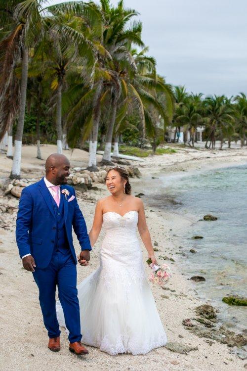 Trang Patrick Blue Venado Beach Wedding 2 500x750 - Trang & Patrick - Blue Venado