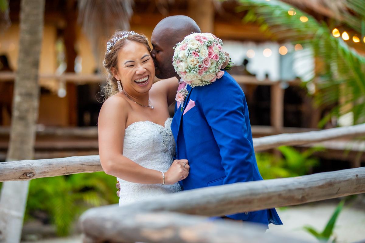 Trang Patrick Blue Venado Beach Wedding 4 - Trang & Patrick - Blue Venado