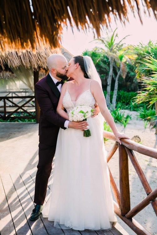 Jenn Colin Dreams Tulum Wedding 14 500x750 - Jennifer & Colin - Dreams Tulum