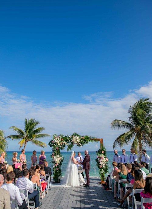 Jenn Colin Dreams Tulum Wedding 18 500x688 - Jennifer & Colin - Dreams Tulum