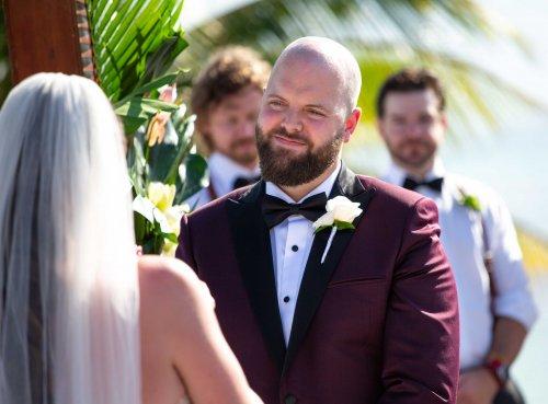 Jenn Colin Dreams Tulum Wedding 20 500x369 - Jennifer & Colin - Dreams Tulum