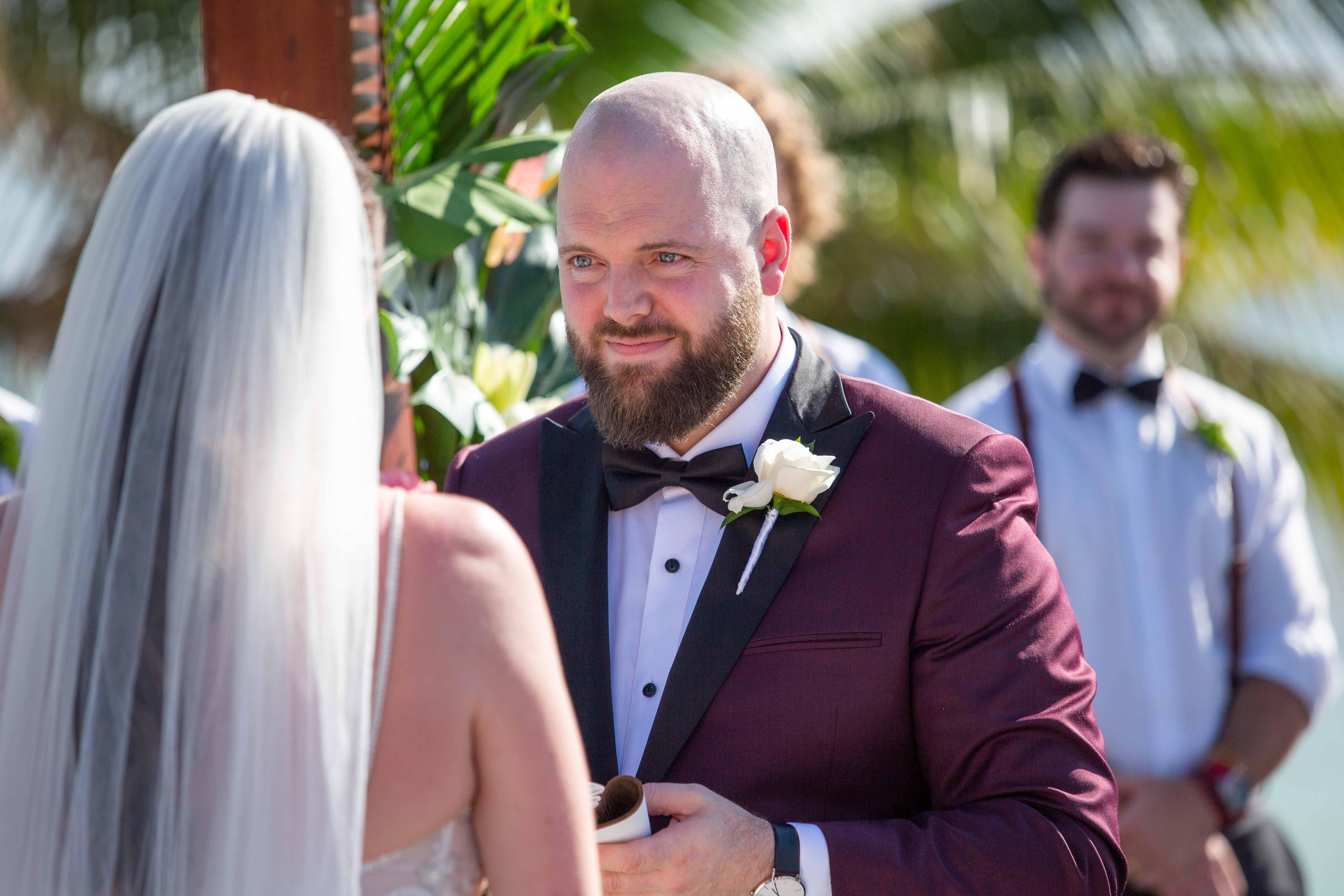 Jenn Colin Dreams Tulum Wedding 22 - Jennifer & Colin - Dreams Tulum