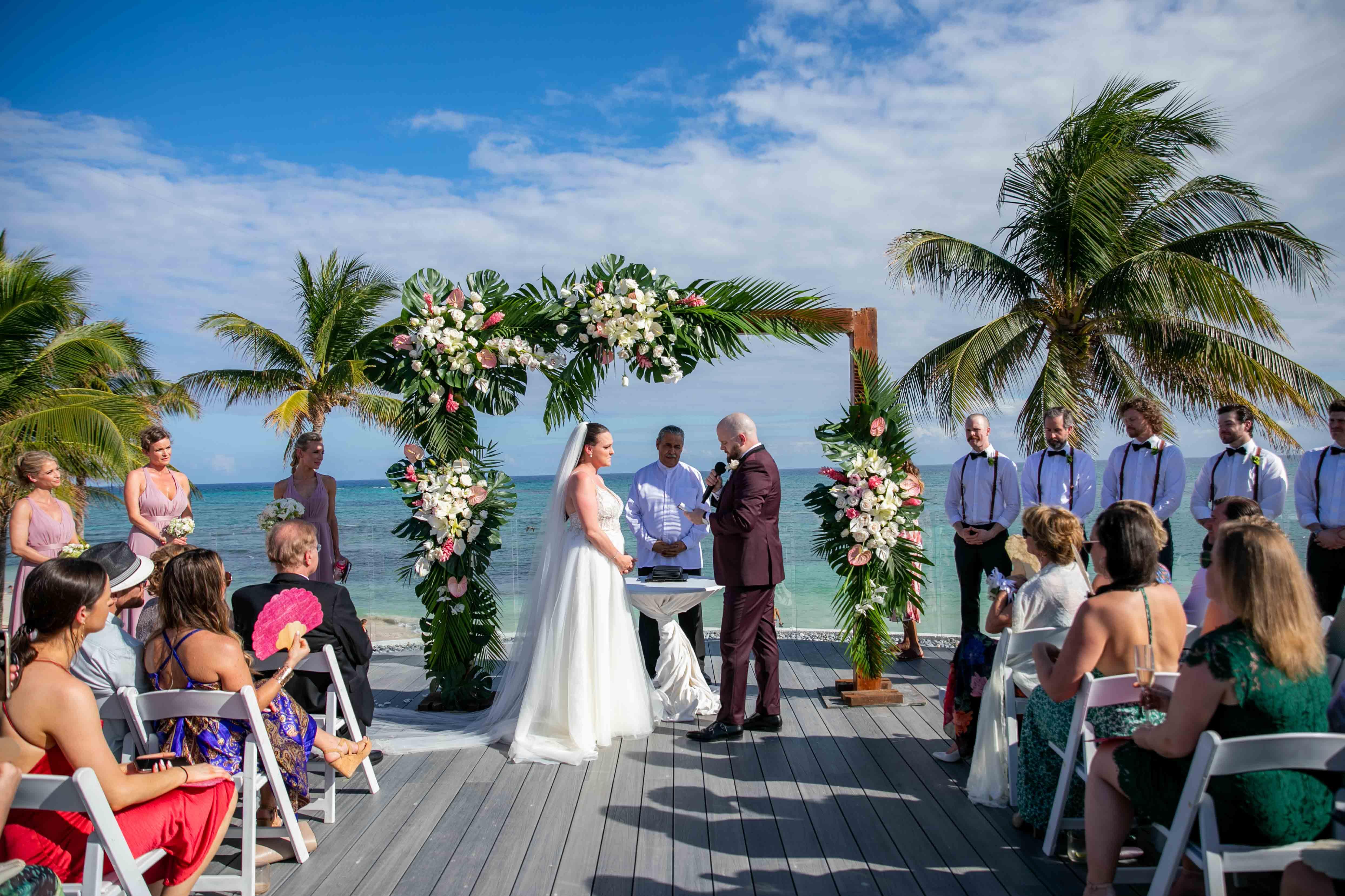 Jenn Colin Dreams Tulum Wedding 23 - Jennifer & Colin - Dreams Tulum