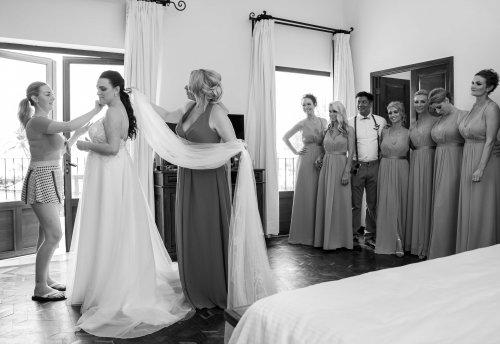 Jenn Colin Dreams Tulum Wedding 27 500x344 - Jennifer & Colin - Dreams Tulum