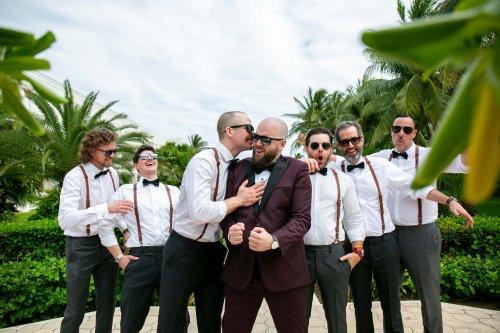 Jenn Colin Dreams Tulum Wedding 28 500x333 - Jennifer & Colin - Dreams Tulum