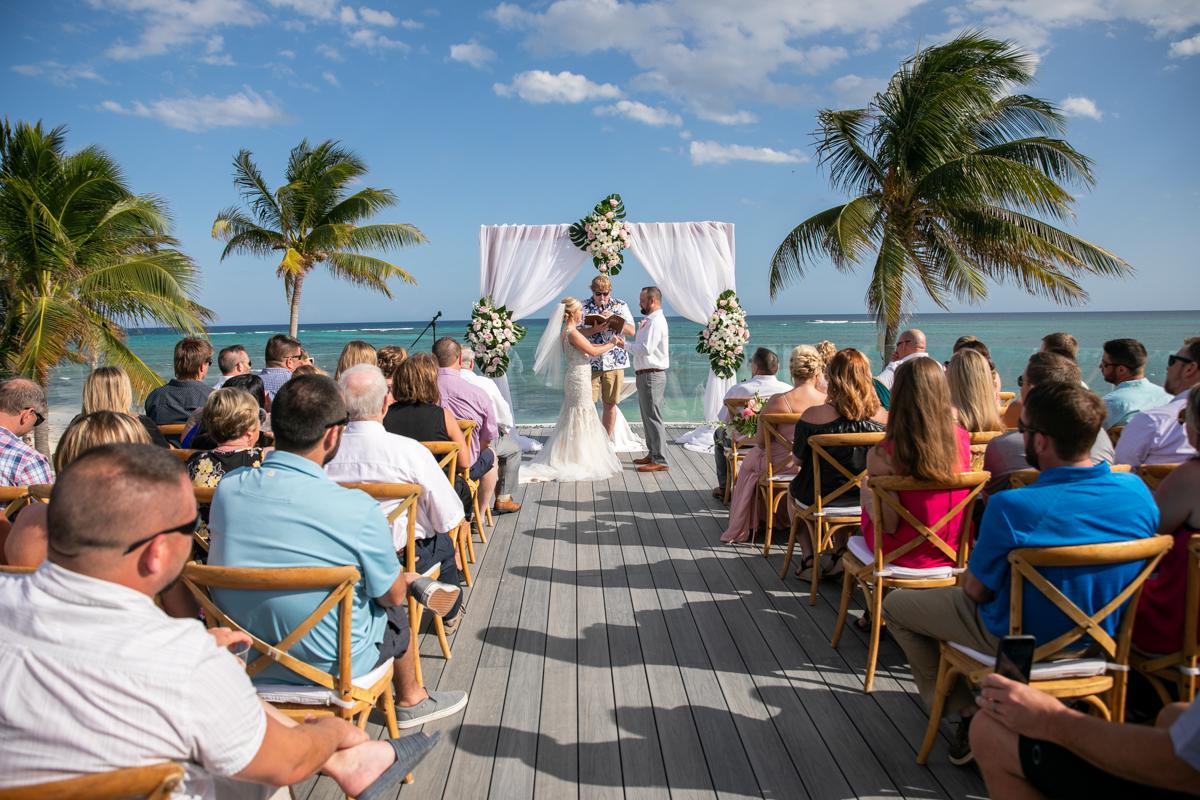 Kaylan Nick Dreams Resort Tulum Wedding 15 - Kaylan & Nick - Dreams Tulum