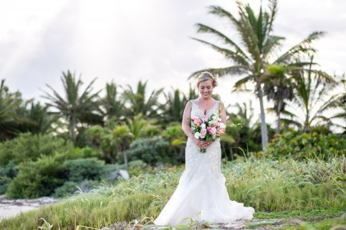 Kaylan Nick Dreams Resort Tulum Wedding 4 500x333 - Kaylan & Nick - Dreams Tulum