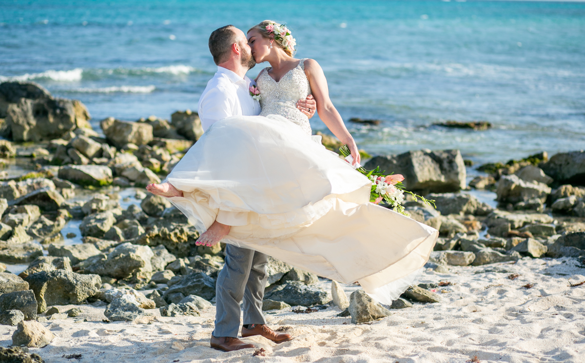 Kaylan Nick Dreams Resort Tulum Wedding 7 - Kaylan & Nick - Dreams Tulum