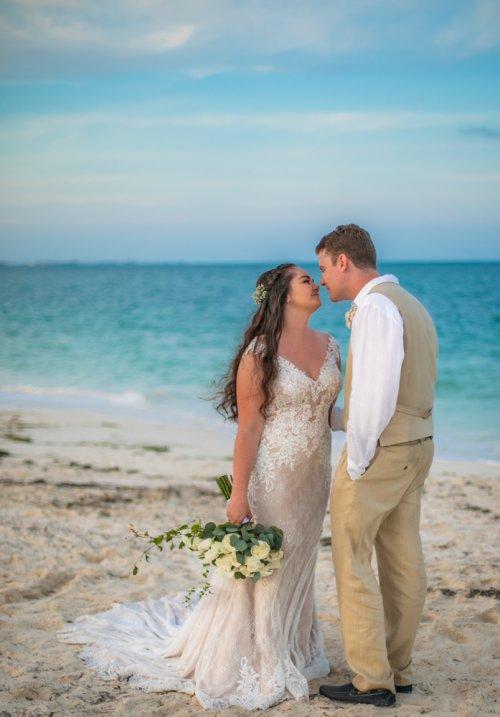 Lauren Adam Dreams Playa Mujeres Wedding 01 3 500x717 - Lauren & Adam - Dreams Playa Mujeres