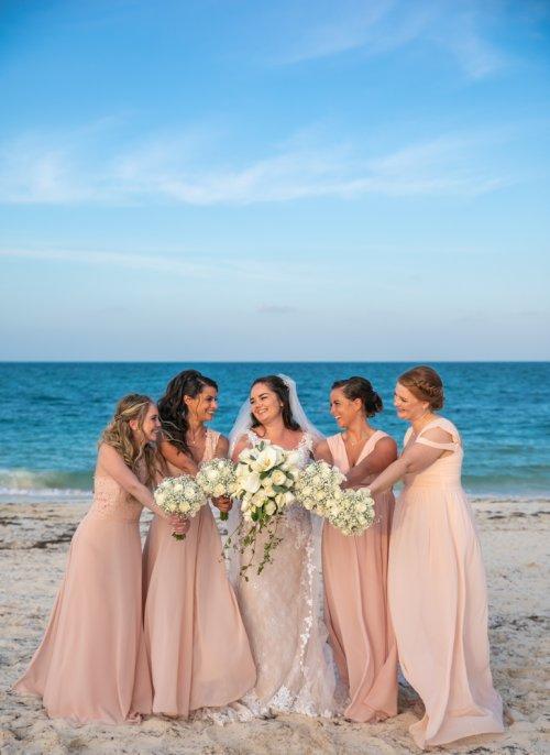 Lauren Adam Dreams Playa Mujeres Wedding 01 8 500x686 - Lauren & Adam - Dreams Playa Mujeres