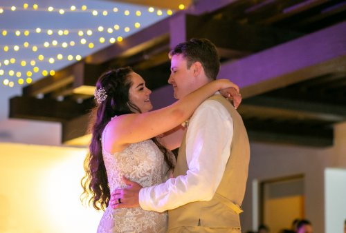 Lauren Adam Dreams Playa Mujeres Wedding 2 500x338 - Lauren & Adam - Dreams Playa Mujeres