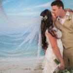 Lauren Adam Dreams Playa Mujeres Wedding 3 150x150 - Sara & Nathan - El Dorado Royale