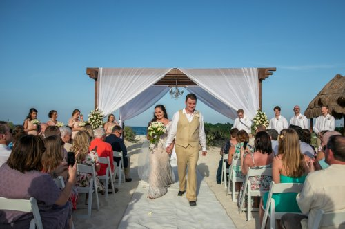 Lauren Adam Dreams Playa Mujeres Wedding 6 500x333 - Lauren & Adam - Dreams Playa Mujeres
