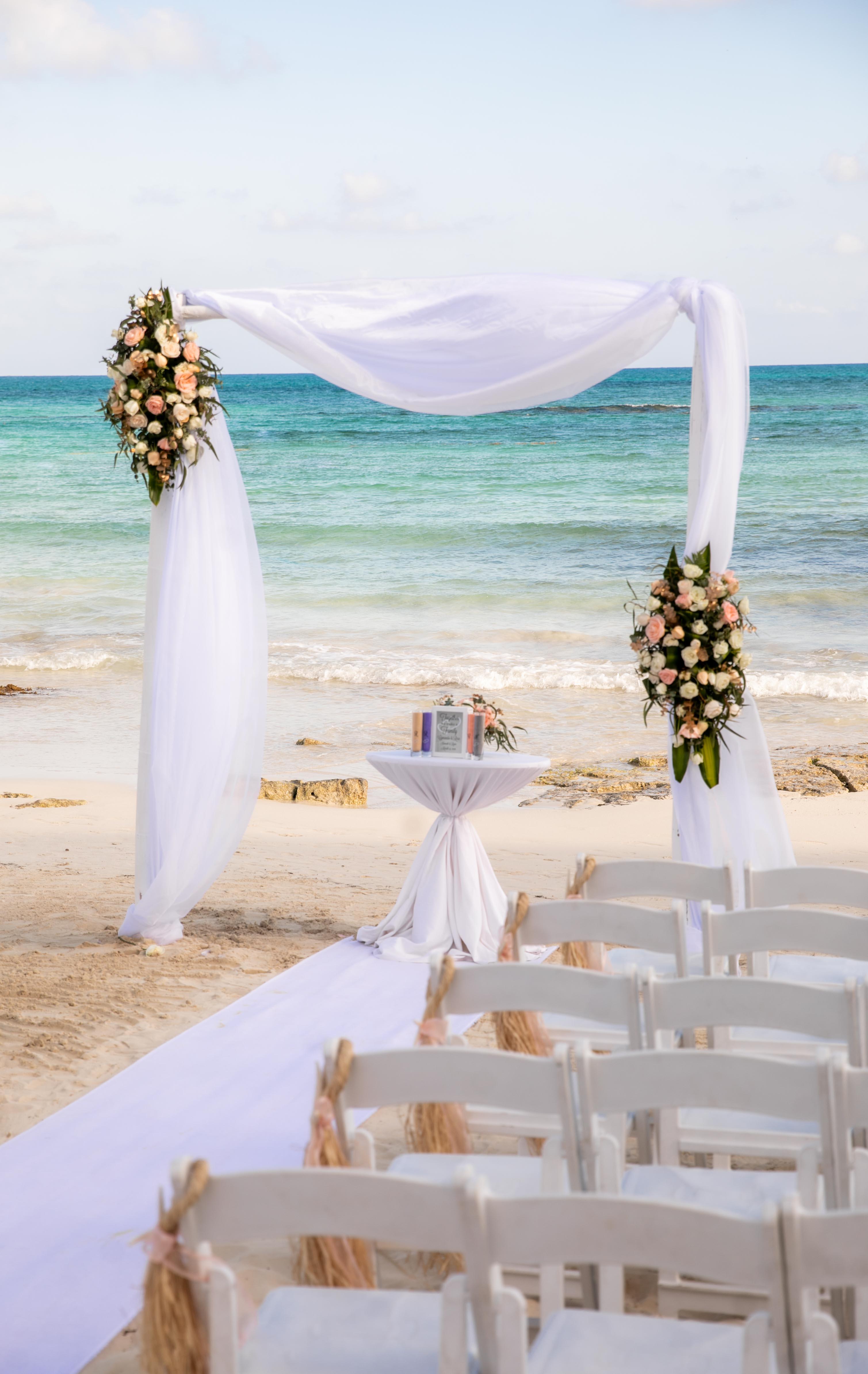 Reia Cymando Now Jade Riviera Maya Wedding 29 - Reia & Cymando - Now Jade
