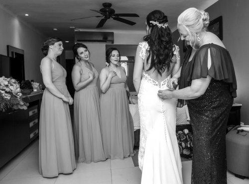 Sara Nathan El Dorado Royal Riviera Maya Wedding 18 500x370 - Sara & Nathan - El Dorado Royale