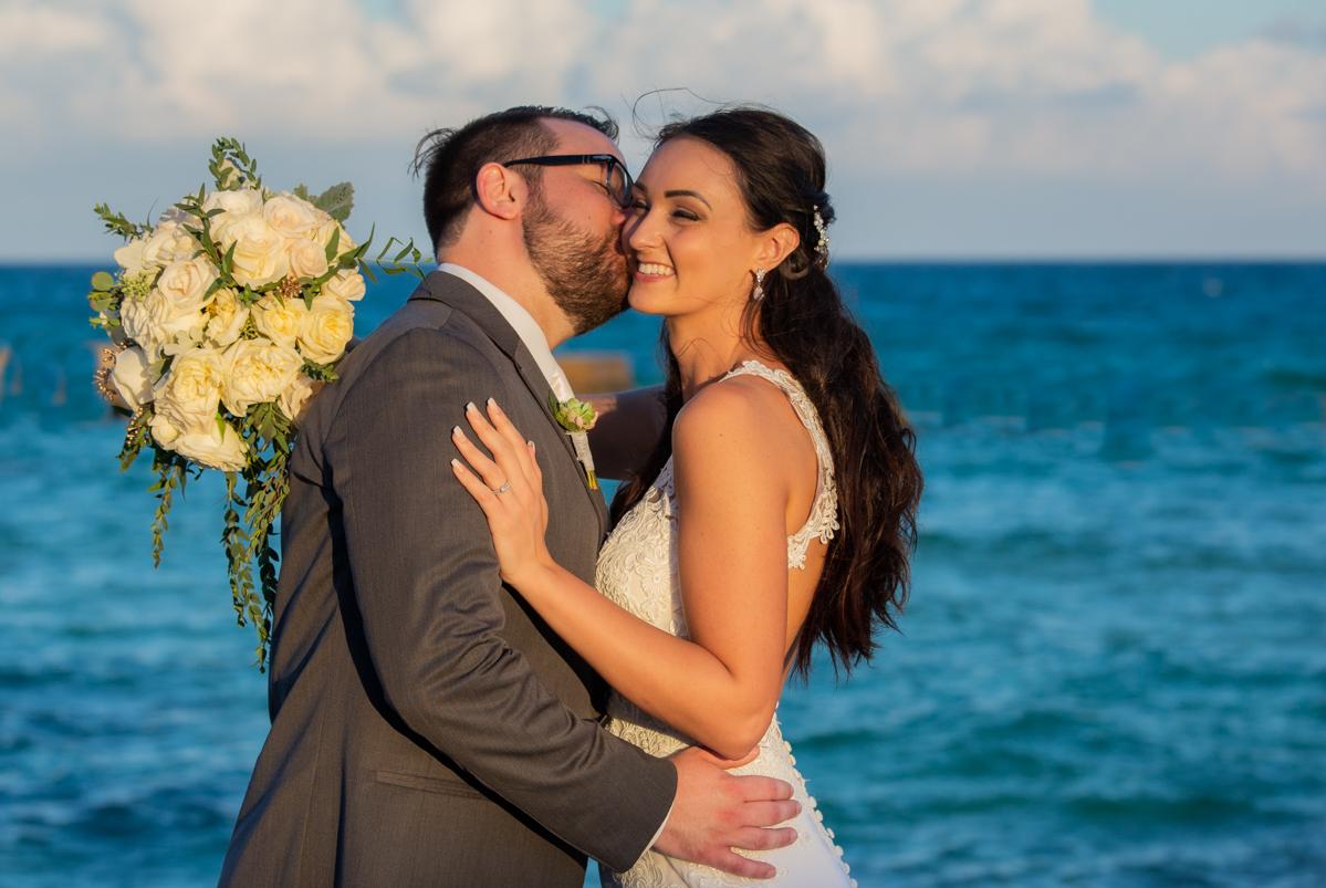 Sara Nathan El Dorado Royal Riviera Maya Wedding 4 1 - Sara & Nathan - El Dorado Royale