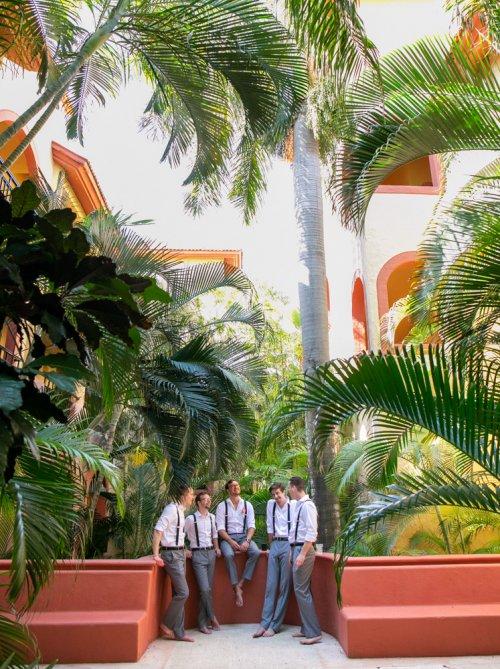 Shelby Josh Sandos Playacar Playa del Carmen Wedding 14 500x669 - Shelby & Josh - Sandos Playacar