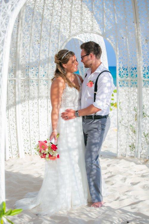 Shelby Josh Sandos Playacar Playa del Carmen Wedding 8 500x750 - Shelby & Josh - Sandos Playacar