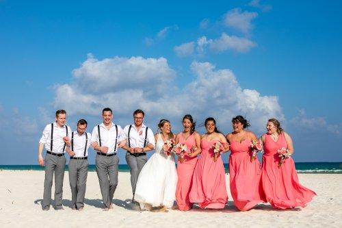 Shelby Josh Sandos Playacar Playa del Carmen Wedding.01 4 500x333 - Shelby & Josh - Sandos Playacar